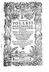Historia fori romani restituta, illustrata et aucta