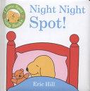 Night Night Spot  Book