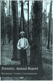 Forestry. Annual Report