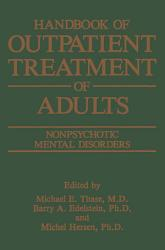 Handbook Of Outpatient Treatment Of Adults Book PDF