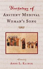 Anthology of Ancient Medival Woman's Song