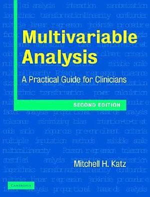 Multivariable Analysis PDF