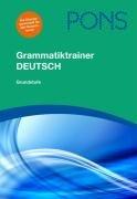 PONS Grammatiktrainer Deutsch PDF