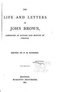 The Life and Letters of John Brown PDF