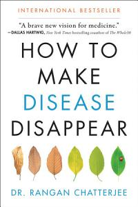 How to Make Disease Disappear Book