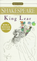 The Tragedy of King Lear Book