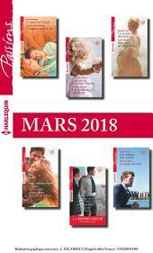 12 romans Passions + 1 gratuit (no707 à 712 - Mars 2018)