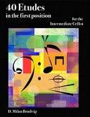 40 Etudes in the First Position PDF