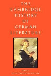 The Cambridge History of German Literature PDF