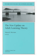 The New Update on Adult Learning Theory PDF