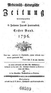 Medicinisch-chirurgische Zeitung, hrsg. von J(ohann) J(acob) Hartenkeil und F(ranz) X(aver) Mezler: Band 25