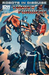 Transformers: Robots in Disguise #6