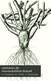 Jahrbücher für wissenschaftliche Botanik: Band 34