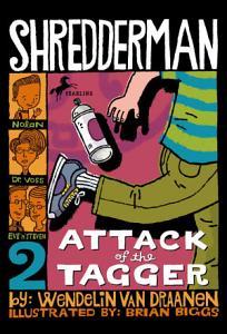 Shredderman  Attack of the Tagger PDF