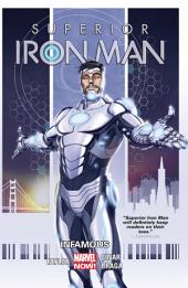 Superior Iron Man Vol. 1: Infamous
