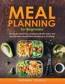 Meal Planning for Beginners PDF