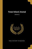 Texas School Journal  PDF