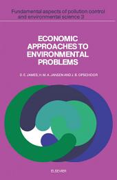 Economic Approaches to Environmental Problems: Techniques and Results of Empirical Analysis