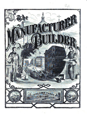 The Manufacturer and Builder PDF