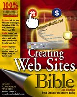 Creating Web Pages Bible PDF