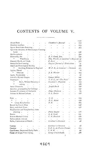 Tilton s Journal of Horticulture and Florist s Companion PDF