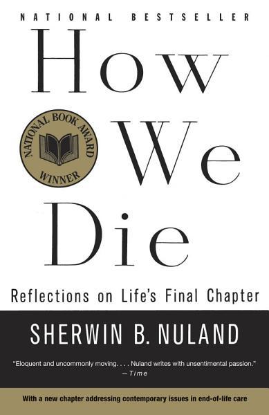 Download How We Die Book