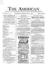 The American: Volume 8