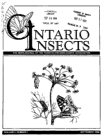 Ontario Insects PDF
