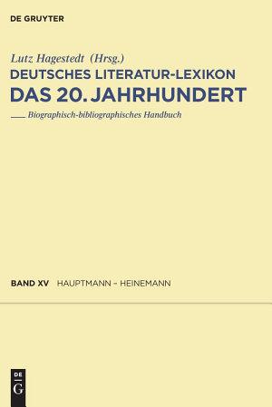 Hauptmann   Heinemann PDF
