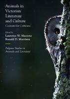 Animals In Victorian Literature And Culture