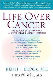 Life Over Cancer Book