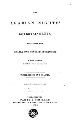 The Arabian Nights  Entertainments PDF