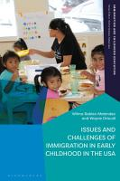 Issues and Challenges of Immigration in Early Childhood in the USA PDF