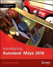Introducing Autodesk Maya 2016 PDF