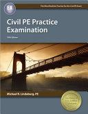 Civil PE Practice Examination PDF