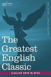 The Greatest English Classic