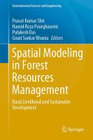 Spatial Modeling in Forest Resources Management PDF