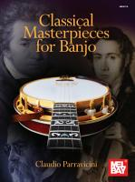 Classical Masterpieces for Banjo PDF