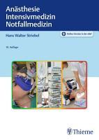 An  sthesie Intensivmedizin Notfallmedizin PDF
