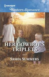 Her Cowboy's Triplets
