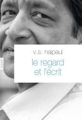Le regard et l'écrit: Traduit de l'anglais par François Rosso et Bernard Turle