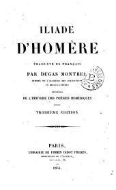 Iliade d'Homère