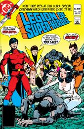 The Legion of Super-Heroes (1980-) #279