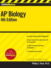 CliffsNotes AP Biology, Fourth Edition: Edition 4