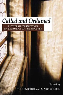 Called and Ordained PDF