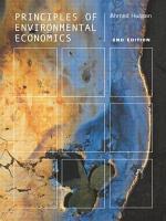 Principles of Environmental Economics PDF