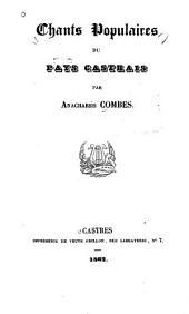 Chants populaires du pays castrais