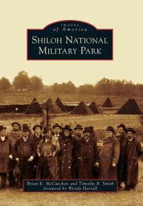 Shiloh National Military Park Book