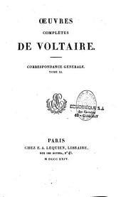 Oeuvres complètes de Voltaire: Volume42