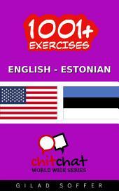 1001+ Exercises English - Estonian